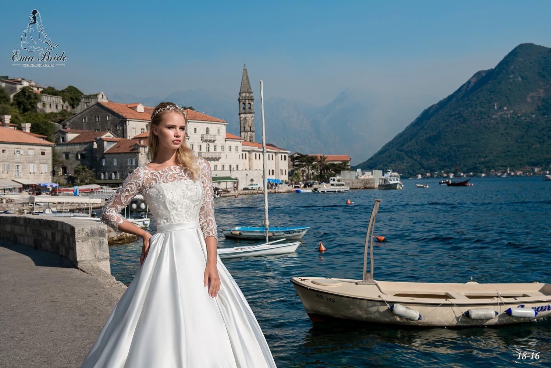 Wedding Dress Ema Bride 18-16 | GOweds